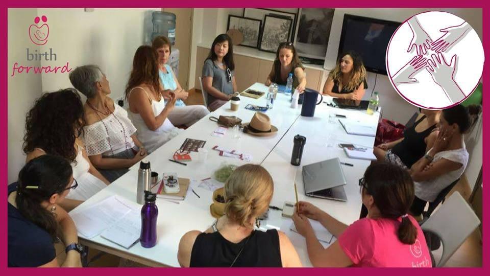 Birth Forward Open Meeting Larnaca